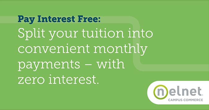 Monthly Tuition Payment Plan #4